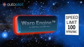 Warp Engine is now a standard feature of AutoPilot.