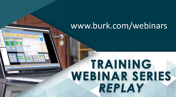 Training Webinar Series